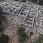 Zominthos Minoan Palace Excavation Uncovers Important Sanctuary on the Site 8