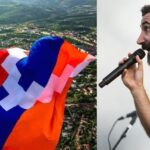 """Serj Tankian of System of a Down to GCT: """"No one has ever conquered Artsakh, they are our Spartans"""" 8"""