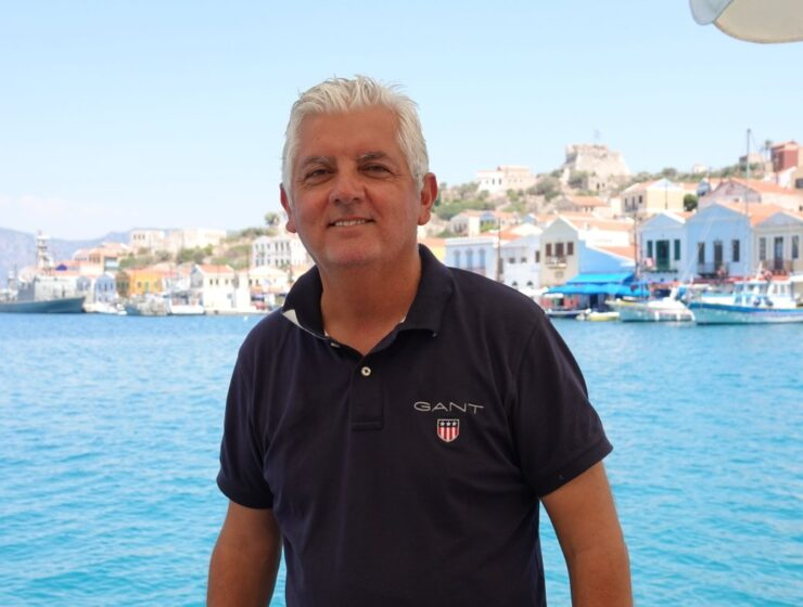 Deputy Mayor of Kastellorizo: We must extend to 12 nautical miles, we are not afraid of Turkish provocations 7