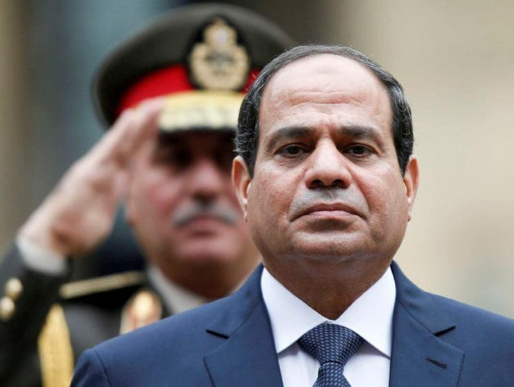 Egyptian President's Warning: Erdoğan uses Islam and a wave of terrorists could go to Greece 2