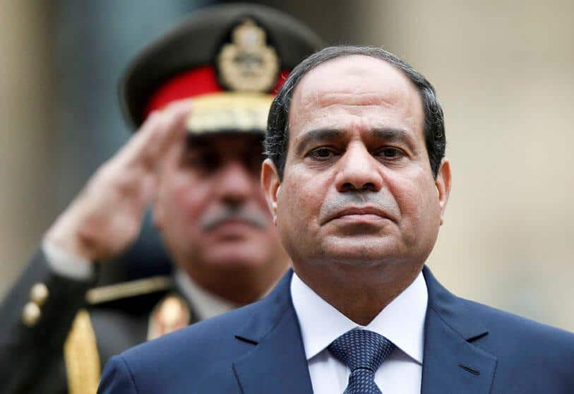 Egyptian President's Warning: Erdoğan uses Islam and a wave of terrorists could go to Greece 1