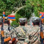Greeks living in Armenia and Artsakh are already fighting on the front lines 19