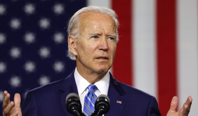 Biden's appeal to Bosnian Muslim and Albanian voters is aimed against Serbia and Russia 1
