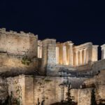 Acropolis sparkles like never before after lights are upgraded (VIDEO) 5