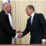 "Lavrov's visit to Athens in late October: The ""tango"" of Greek-Russian relations 9"