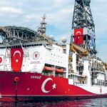 Turkish research ship temporarily ends illegal exploration in Cypriot EEZ for maintenance work 38
