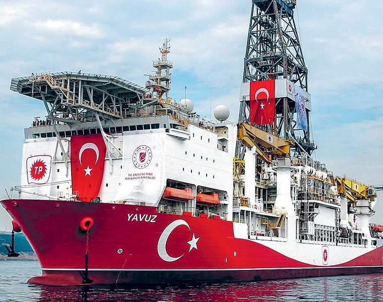 Turkish research ship temporarily ends illegal exploration in Cypriot EEZ for maintenance work 2