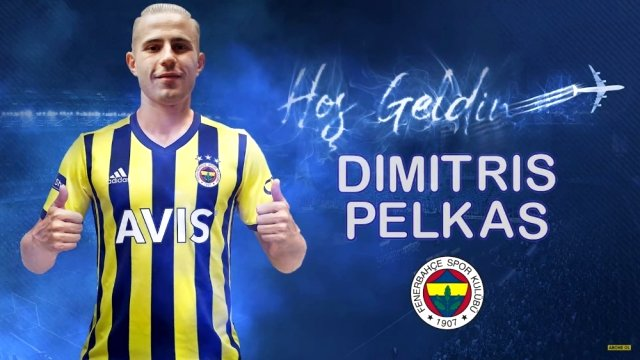 Dimitris Pelkas transfers from PAOK to Turkish club Fenerbahçe 1
