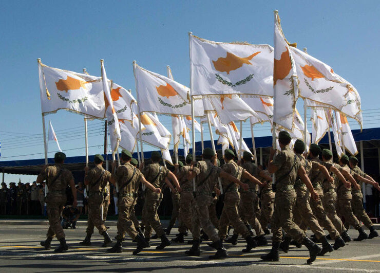 Republic of Cyprus celebrates its 60th anniversary 8