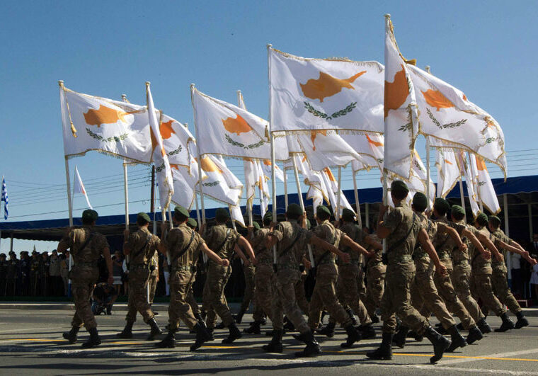 Republic of Cyprus celebrates its 60th anniversary 3