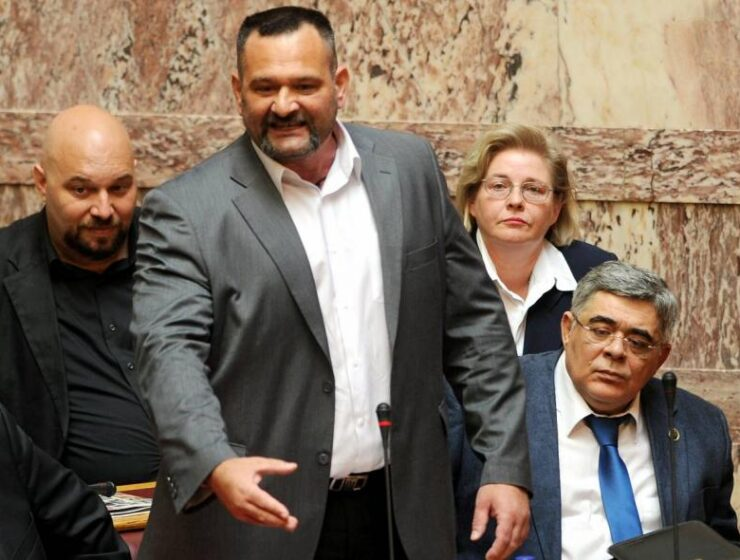 European Parliament Committee votes to lift convicted Golden Dawn members immunity 1