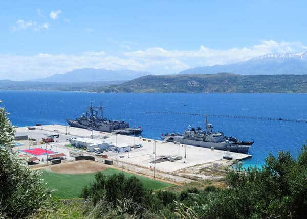 Turkish official: US presence in Crete is destabilizing the East Mediterranean 1