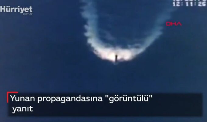 "Caught Again: Turkey makes fake news on finding ""hidden Greek submarine"" (VIDEO) 5"