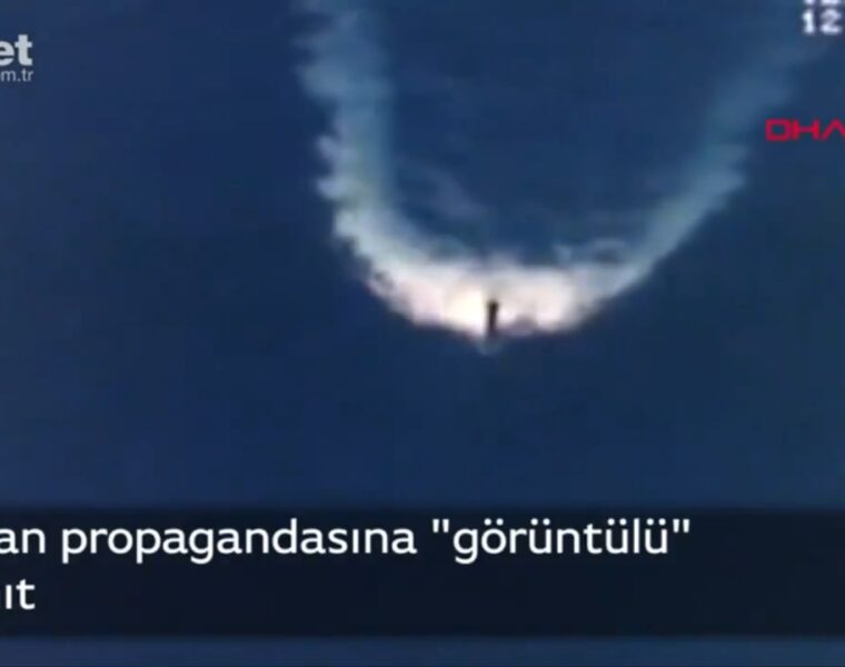 "Caught Again: Turkey makes fake news on finding ""hidden Greek submarine"" (VIDEO) 2"