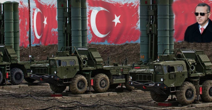 Turkey's testing of Russian S-400 missile system receives widespread American calls for sanctions 5