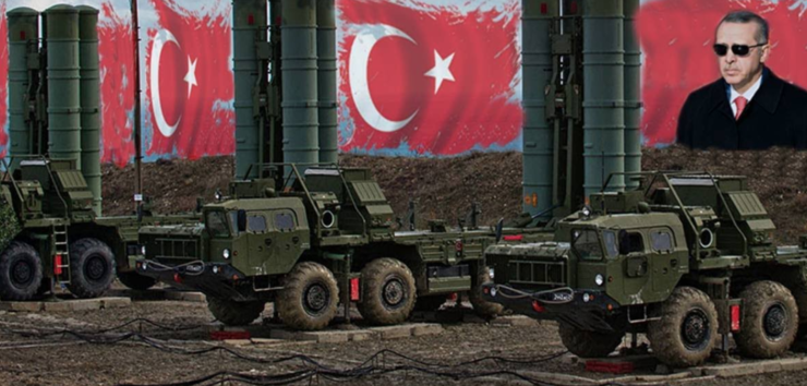 Turkey's testing of Russian S-400 missile system receives widespread American calls for sanctions 8