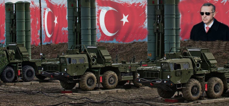 Turkey's testing of Russian S-400 missile system receives widespread American calls for sanctions 10