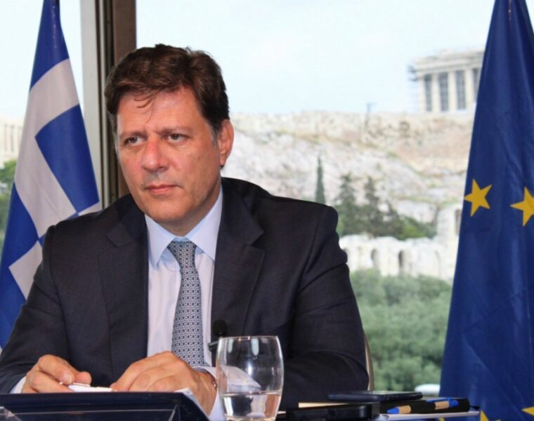 Varvitsiotis: If we judge by Turkey's reactions, the Greeks have achieved their goal 13