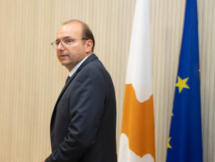 Cypriot FM: Turkey's behavior in EEZ and Varosha shows its real intentions 7