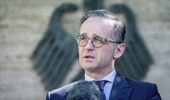 German Foreign Minister cancels scheduled visit to Turkey 1