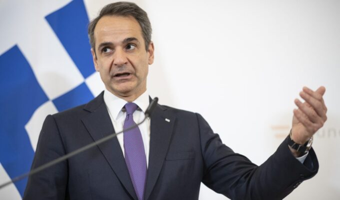 Mitsotakis: Turkey has only two choices because we can no longer tolerate their aggression 6