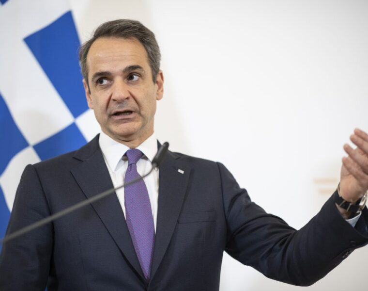 Mitsotakis: Turkey has only two choices because we can no longer tolerate their aggression 9