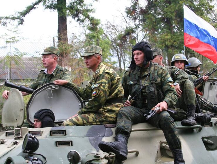 Lavrov calls for Russian military observers to be deployed in Artsakh 6