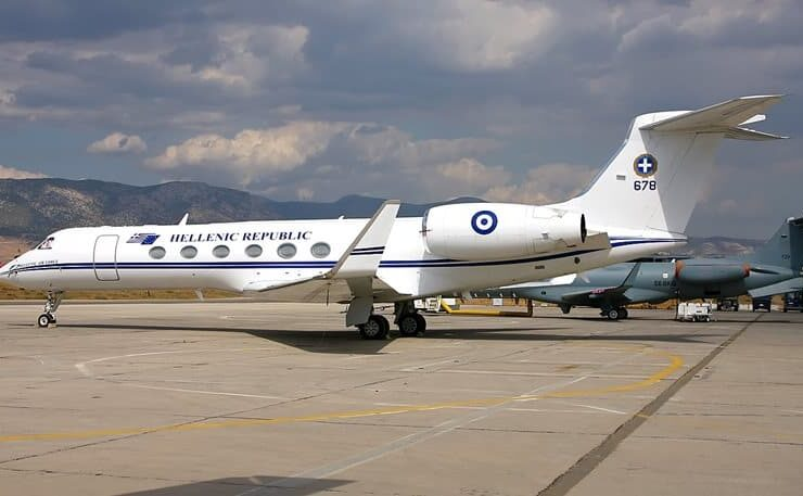 Turkey refused aircraft carrying Greek Foreign Minister to enter its airspace when returning from Iraq 3