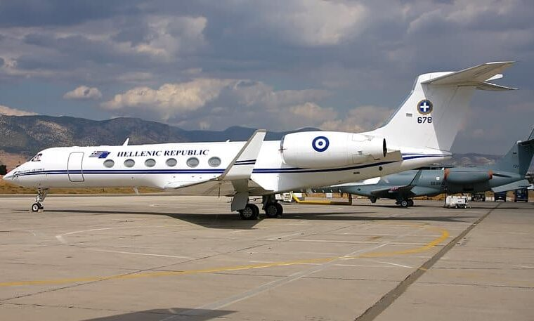 Turkey refused aircraft carrying Greek Foreign Minister to enter its airspace when returning from Iraq 6