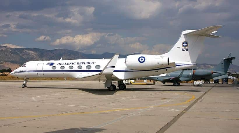 Turkey refused aircraft carrying Greek Foreign Minister to enter its airspace when returning from Iraq 1