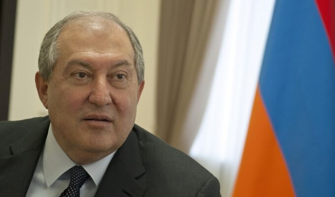 Armenian President: We appreciate the Greek people and call on them to raise their voices louder 4