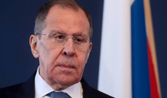Russian FM to arrive in Athens on October 26 5
