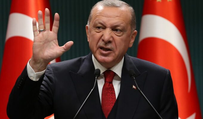 Erdoğan blames Greece for German commandos boarding Turkish ship near Libya 8