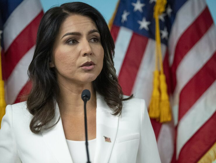 Tulsi Gabbard calls for Turkey to be removed from NATO for threatening Armenia 2