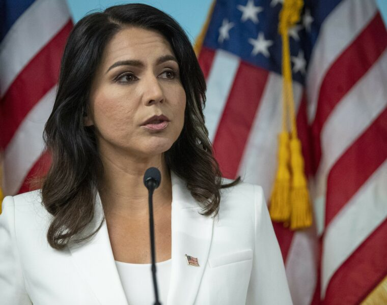 Tulsi Gabbard calls for Turkey to be removed from NATO for threatening Armenia 1