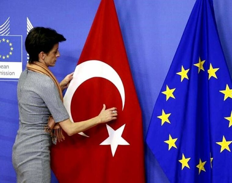 Five countries blocked EU sanctions against Turkey 9