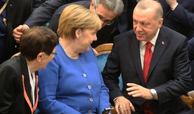 Germany's EU Council Presidency has seen the greatest tensions in Greek-Turkish relations since 1974 1