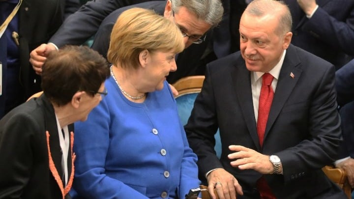 Germany should not cross its legs in favor of Turkey - All scenarios are open 1