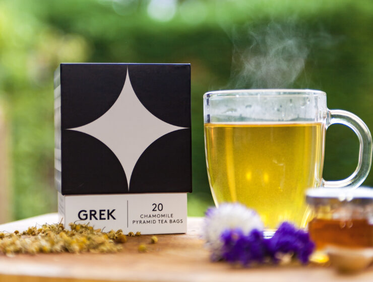 GREK tea brewing up a storm around the world