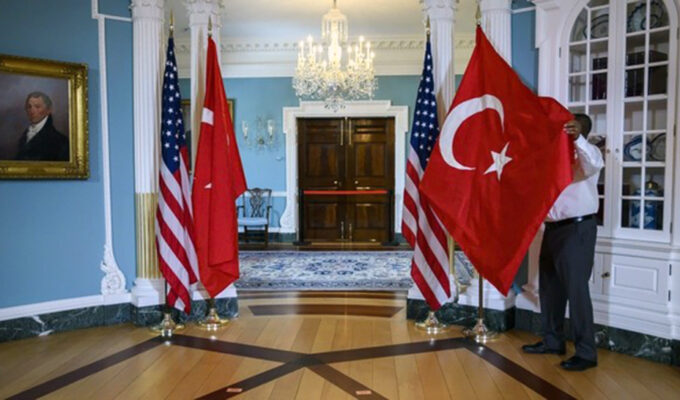 "U.S. State Department ""deplores"" Turkey's ""calculated provocation"" in the East Mediterranean 3"