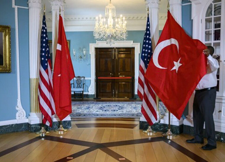 """U.S. State Department """"deplores"""" Turkey's """"calculated provocation"""" in the East Mediterranean 6"""
