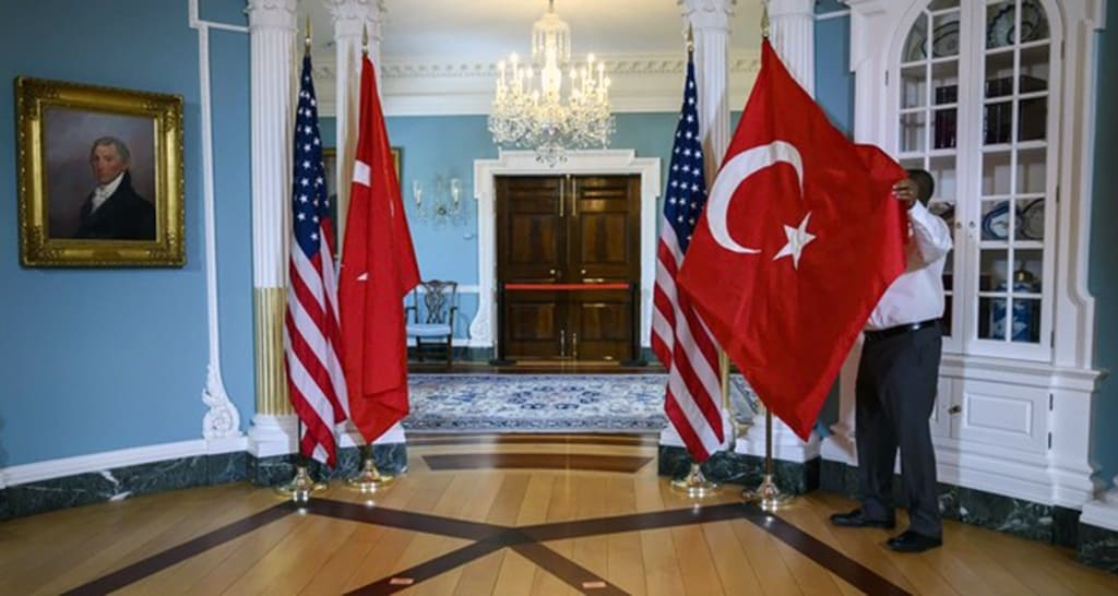 """U.S. State Department """"deplores"""" Turkey's """"calculated provocation"""" in the East Mediterranean 1"""