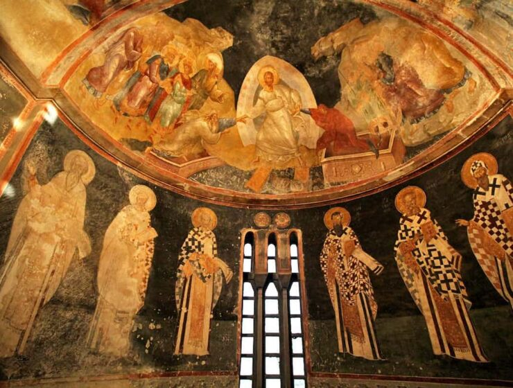 Erdoğan will pray at the Monastery of Chora after its conversion into a mosque 1
