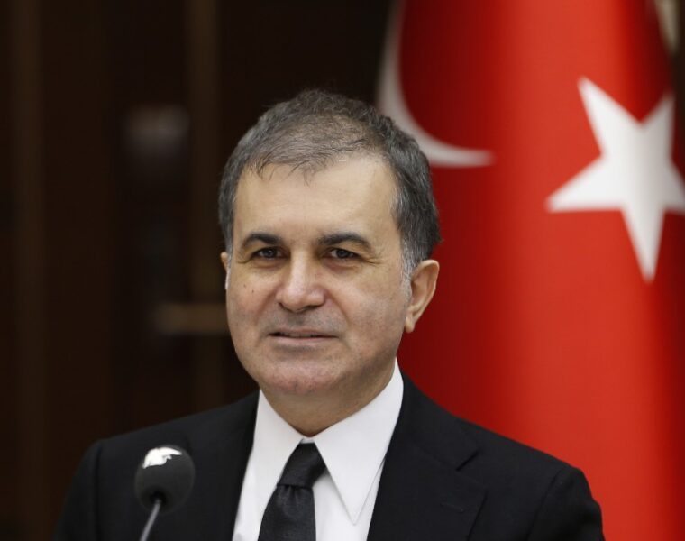 """""""We are ready to respond to Greece on the battlefield,"""" AKP spokesperson repeatedly says 9"""