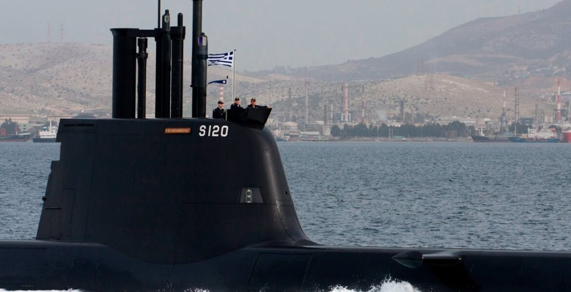 Panic in Turkey as its navy cannot find Greek submarines in the East Mediterranean 1