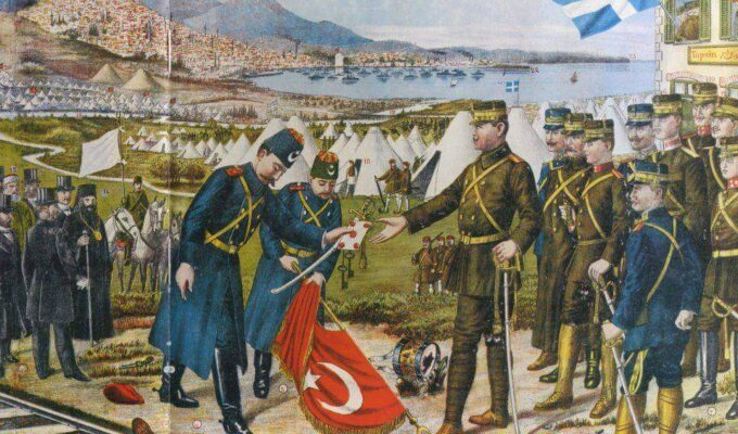 Thessaloniki was liberated by the Greek Army from the Ottomans on this day in 1912 118