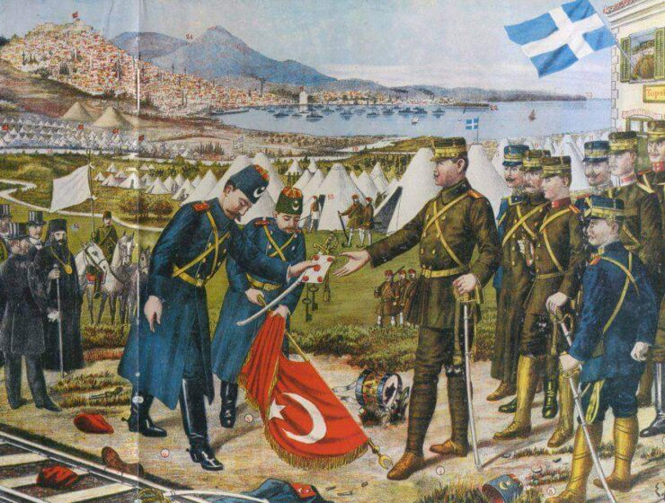 Thessaloniki was liberated by the Greek Army from the Ottomans on this day in 1912 4