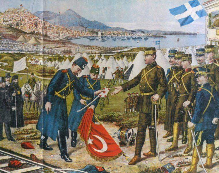 Thessaloniki was liberated by the Greek Army from the Ottomans on this day in 1912 1
