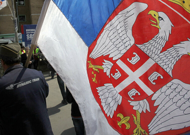 Serbian secret service warn that Albanians are preparing organized attacks against Kosovo's Serbs 4