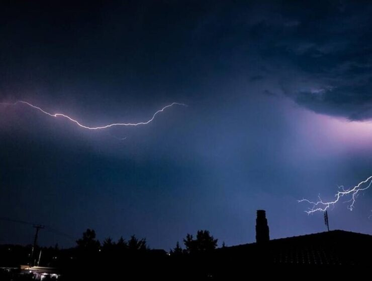 Severe weather warning issued in Greece for 27-28 October